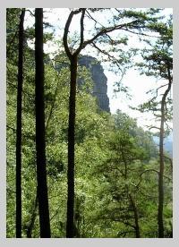 Wandern und klettern am Zuckerhut, Jägerhorn mit Besuch der Stimmersdorfer Kapelle und des Silberwandstollens