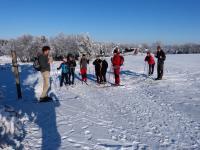 Skitour Moldau mit Übernachtung Tourenführer Cäsar