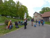 Kletterfahrt nach Prachau in's Camp am See