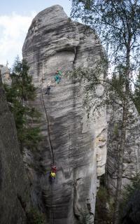 Von einer großen Bergfahrt in Adr...