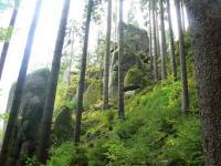 Klettern im Erzgebirge organisiert von Mispi